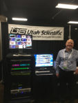 Troy at SMPTE 2018 Showing Our Flexible Solutions